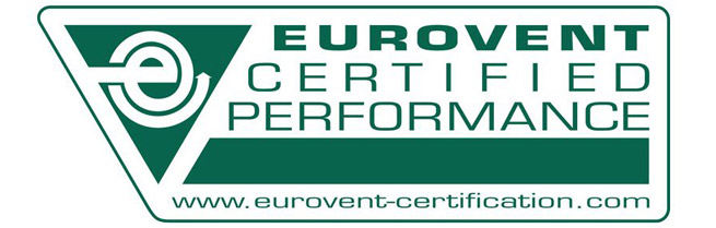 toshiba cyprus eurovent certification